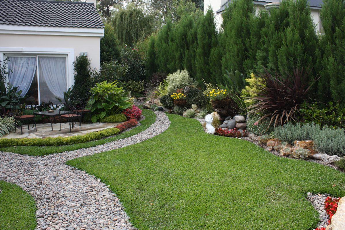 Jardines terrassa empresa de jardiner a rea verda - Diseno jardines 3d ...