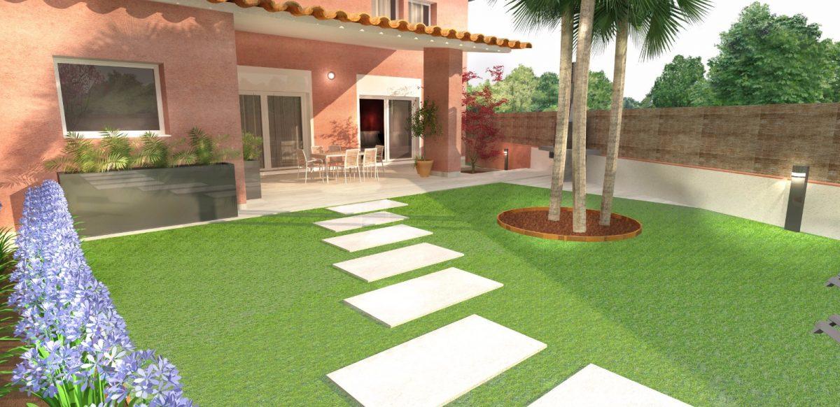 Empresa de jardiner a rea verda construcci n y for Empresas de jardineria en girona