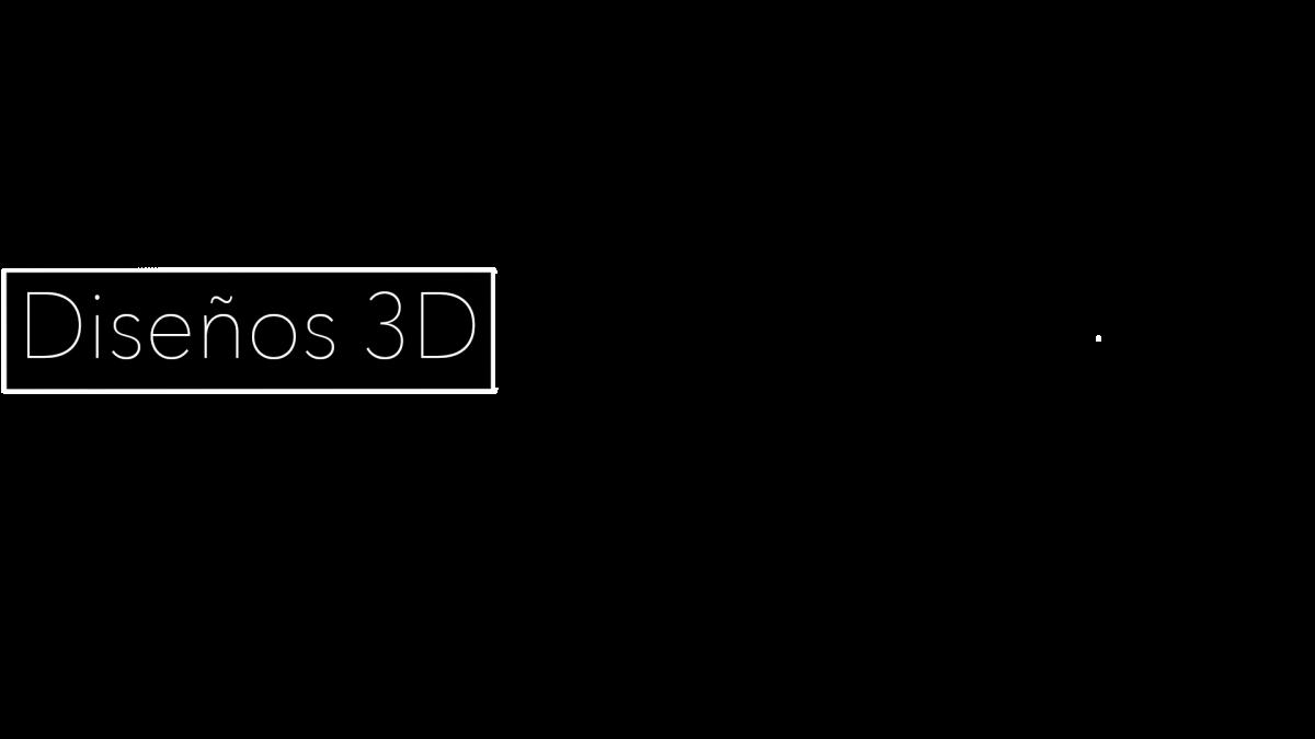 diseños 3D infografias