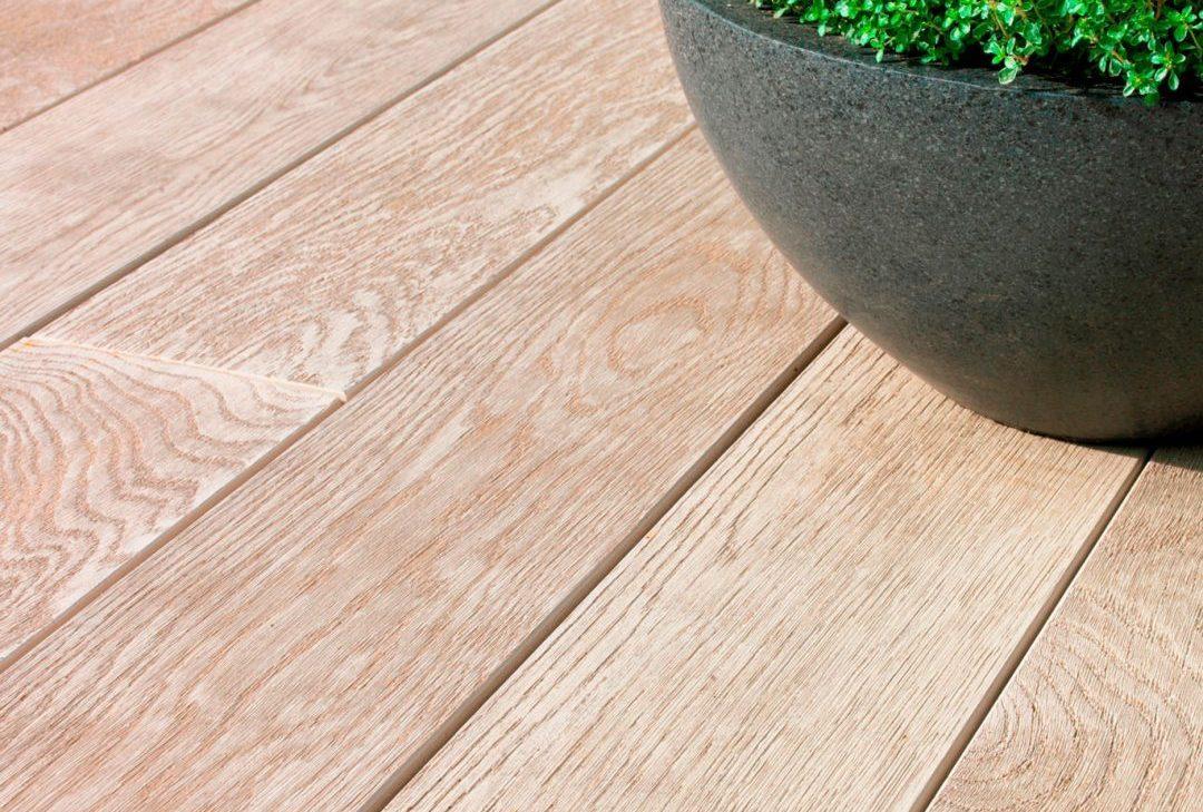 tarima sintetica imitación madera