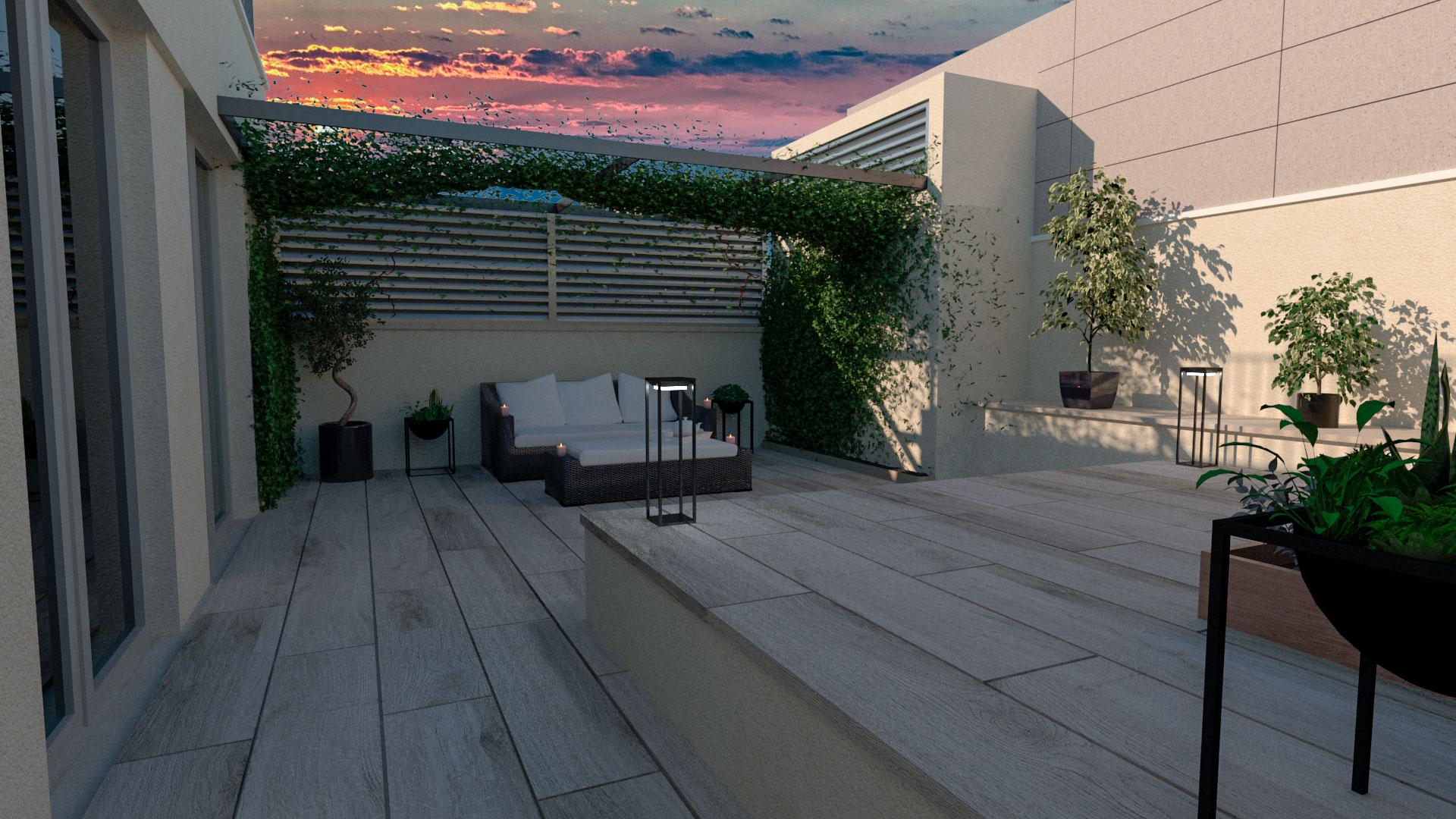 diseño jardines barcelona