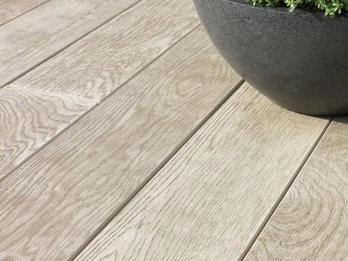 tarima sintética imitación madera