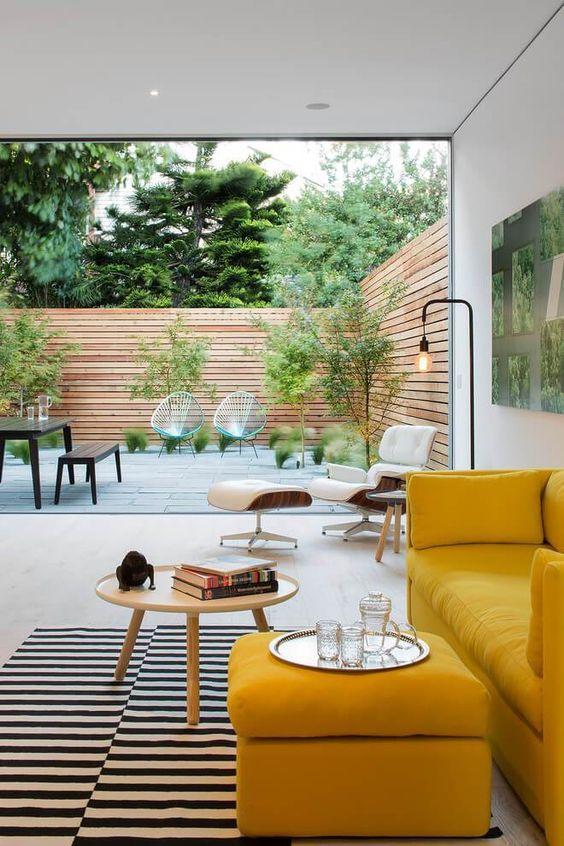 Porche terraza moderno