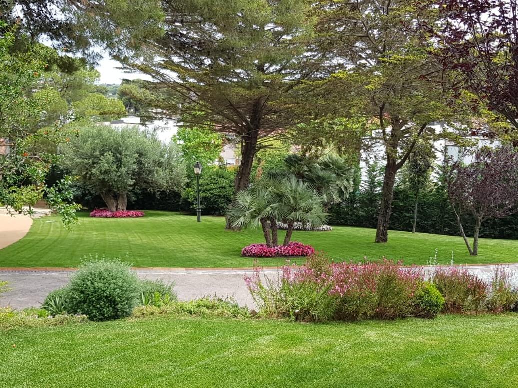 jardinero barcelona cesped artificial