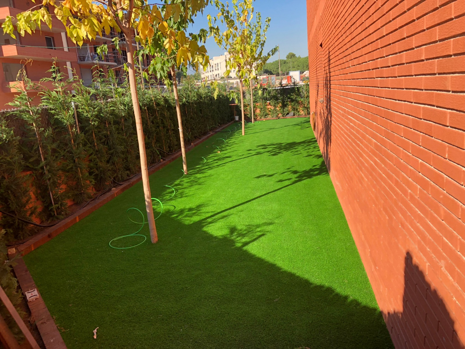 césped artificial de calidad Barcelona