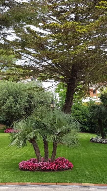 jardinero barcelona césped artificial