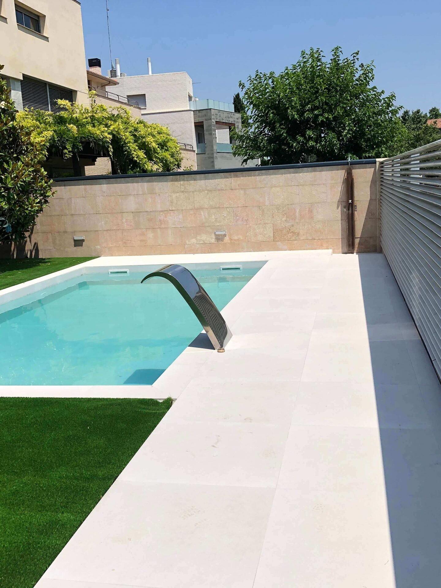 construcción de piscinas en barcelona