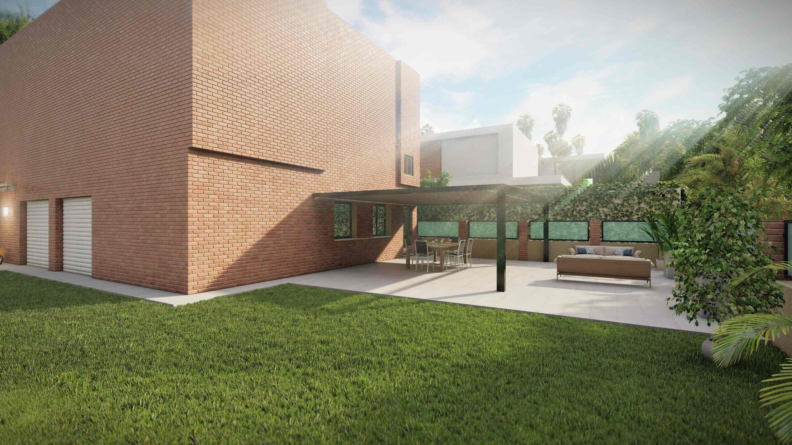 diseño de terrazas granollers