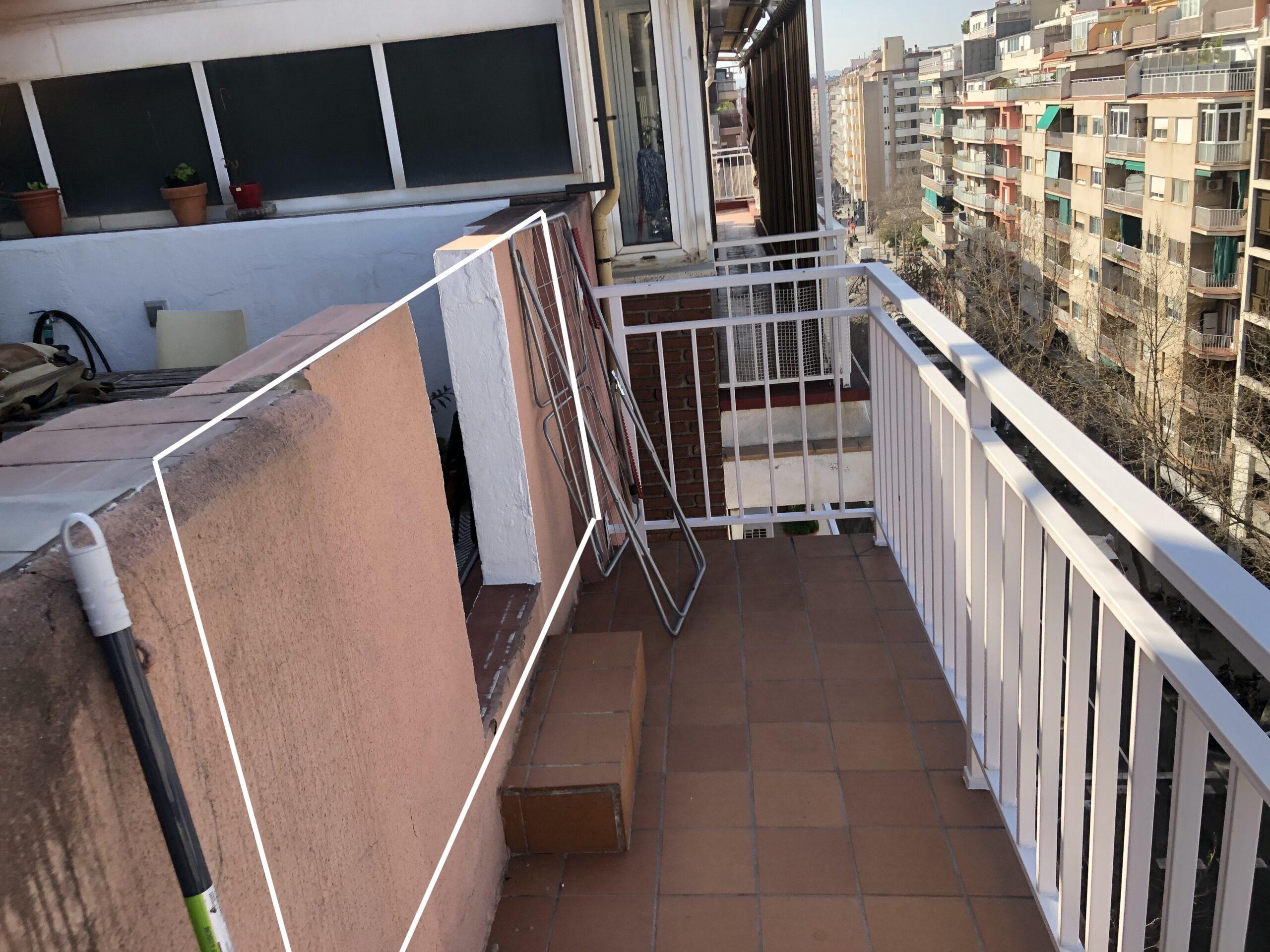 reforma de terrazas barcelona