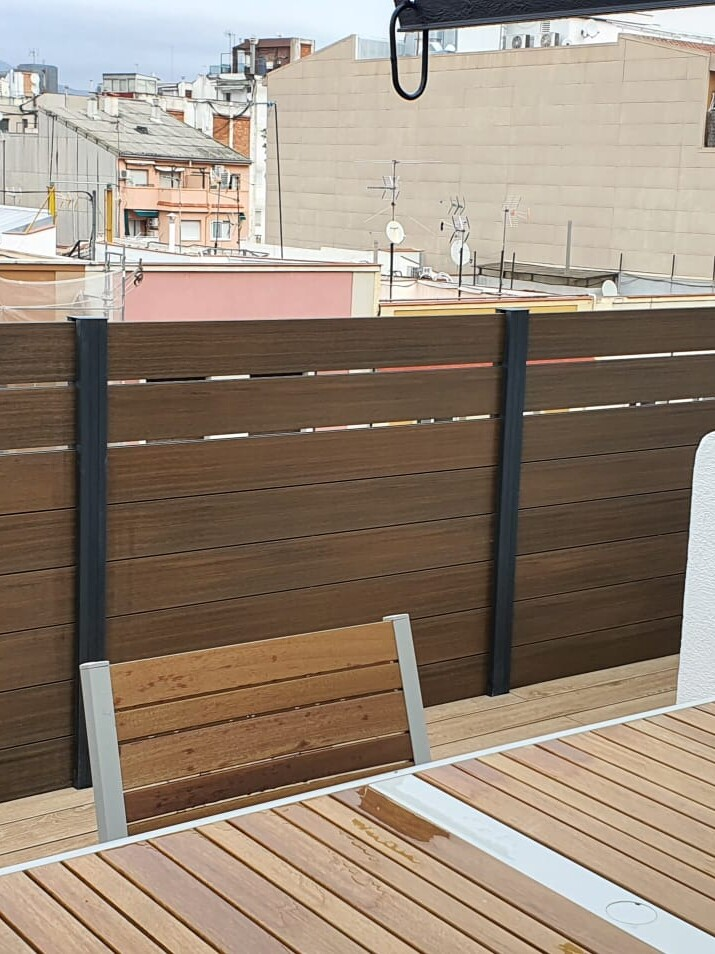 construccion integral de terraza